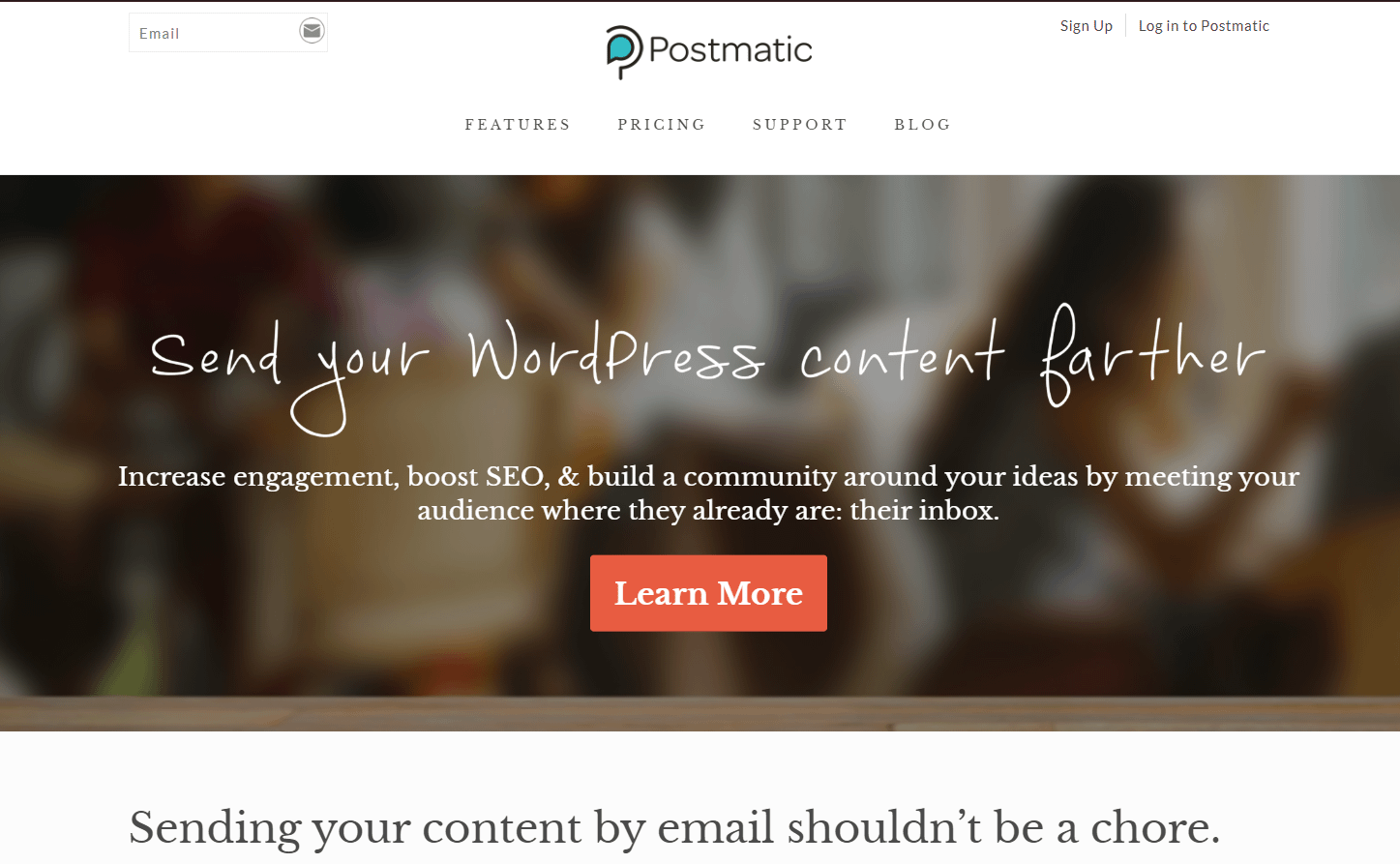 Postmatic