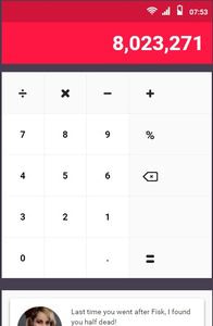Material Mobile UI Kit on mobile