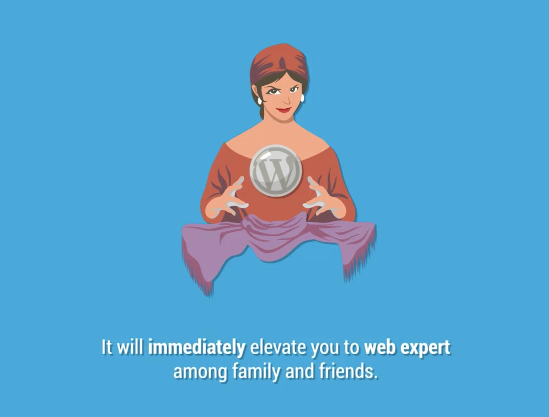 Never Use WordPress: reason #1