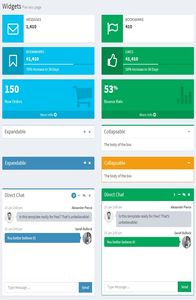 ReactJS-AdminLTE on mobile