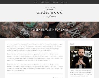 Underwood view
