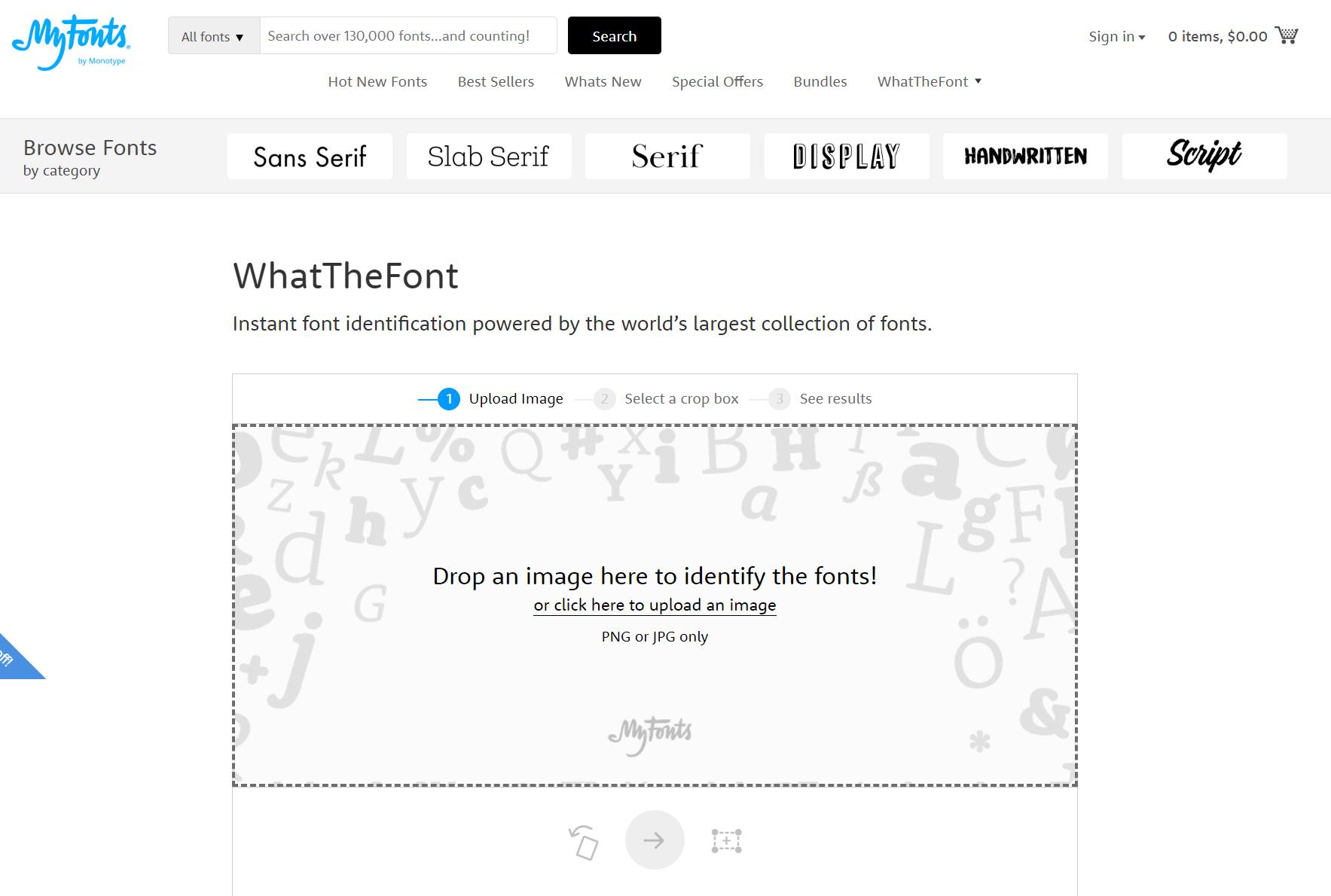 startup fonts