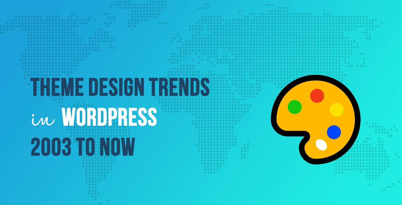 WordPress Theme Design Trends