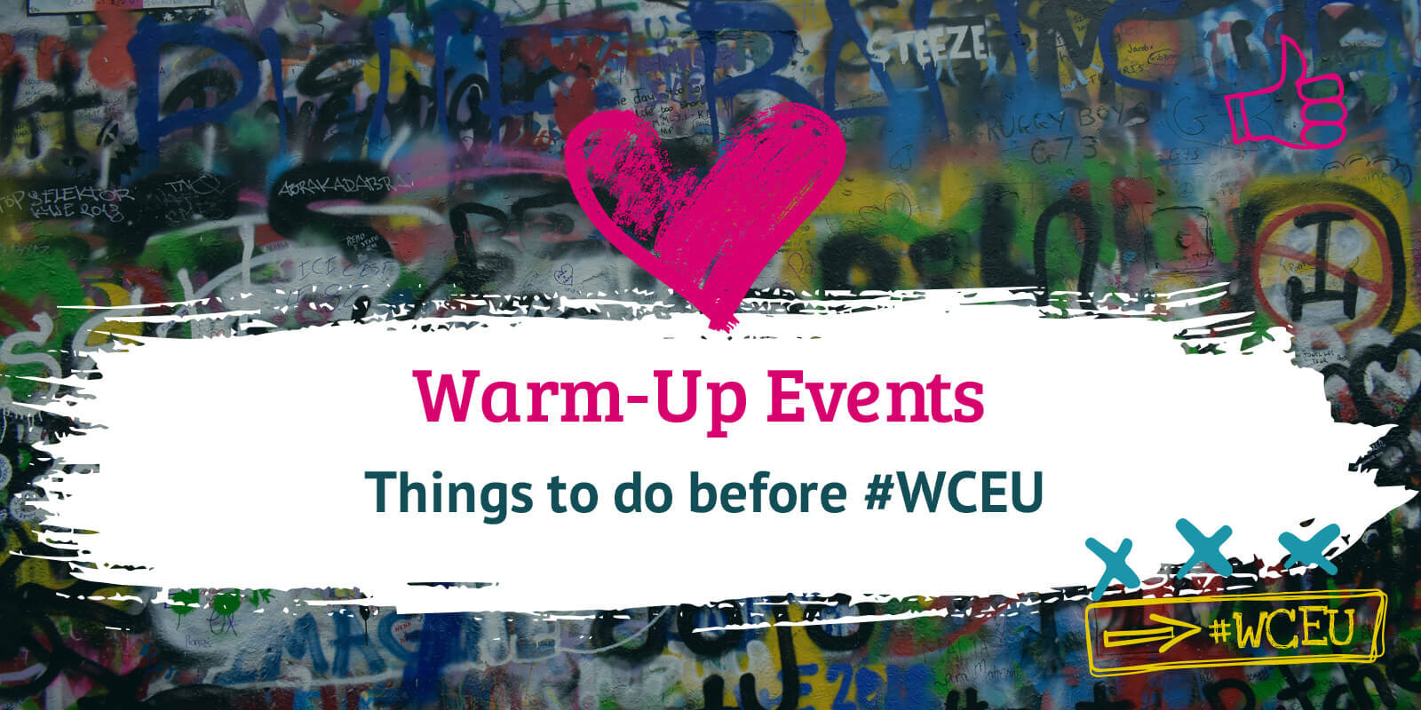 warm-up events