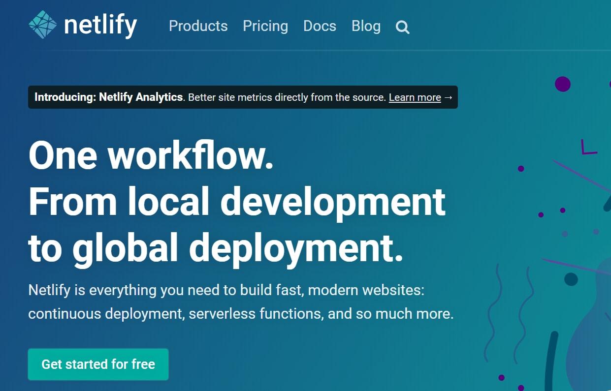 netlify wordpress plugins