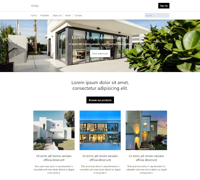 Digizu Home Page