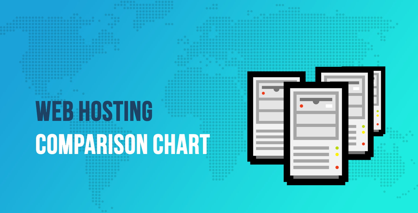 Web Hosting Comparison Chart: 10+ Top Web Hosts and Their Best Offers Demystified