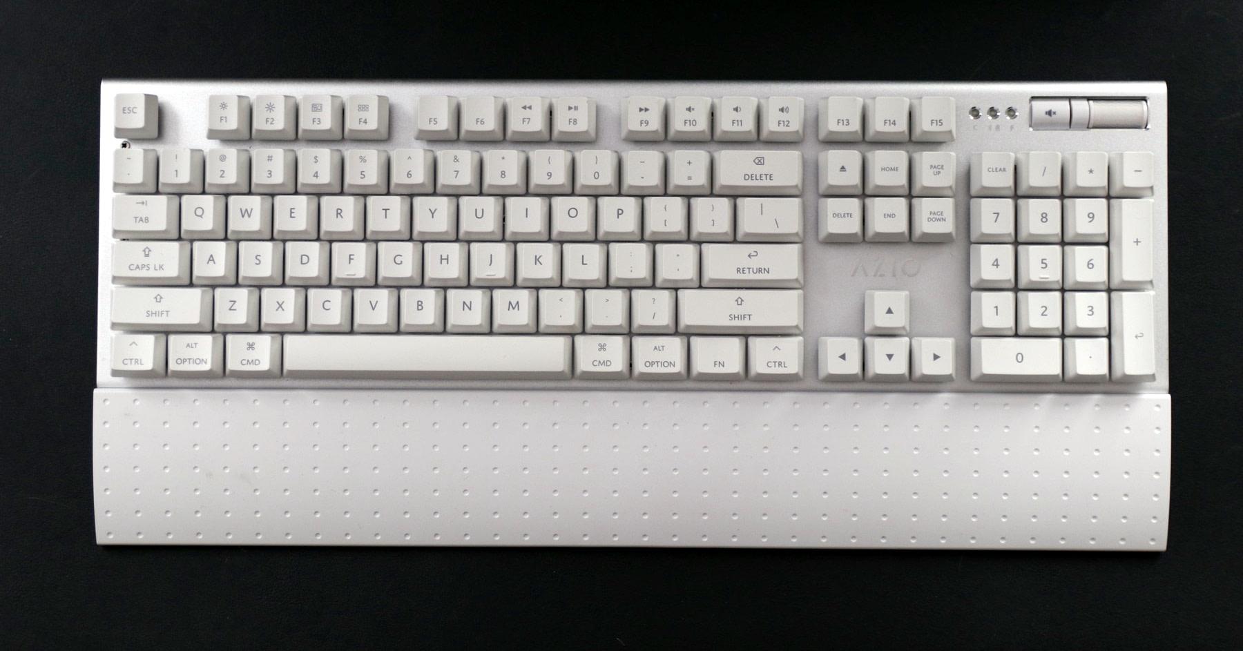 best mac keyboards: azio