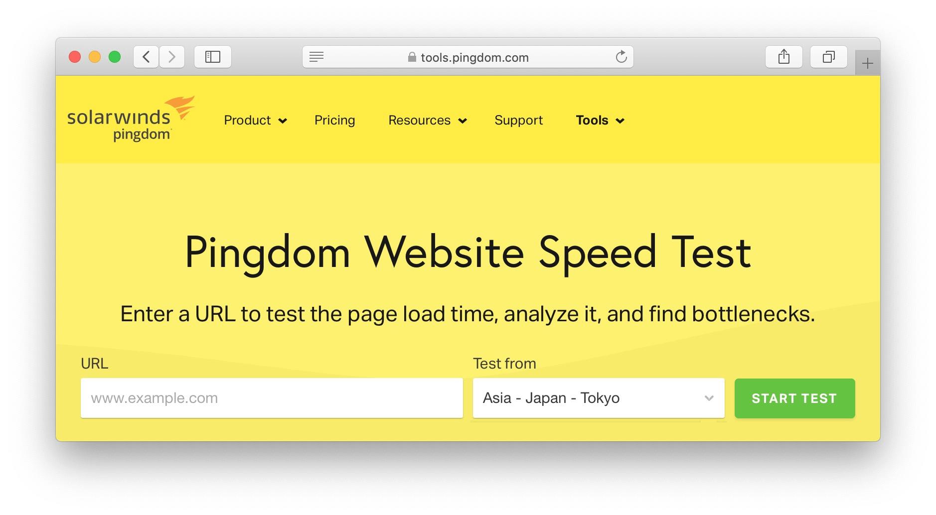 Pingdom Tools vs PageSpeed Insights vs GTmetrix vs WebPageTest