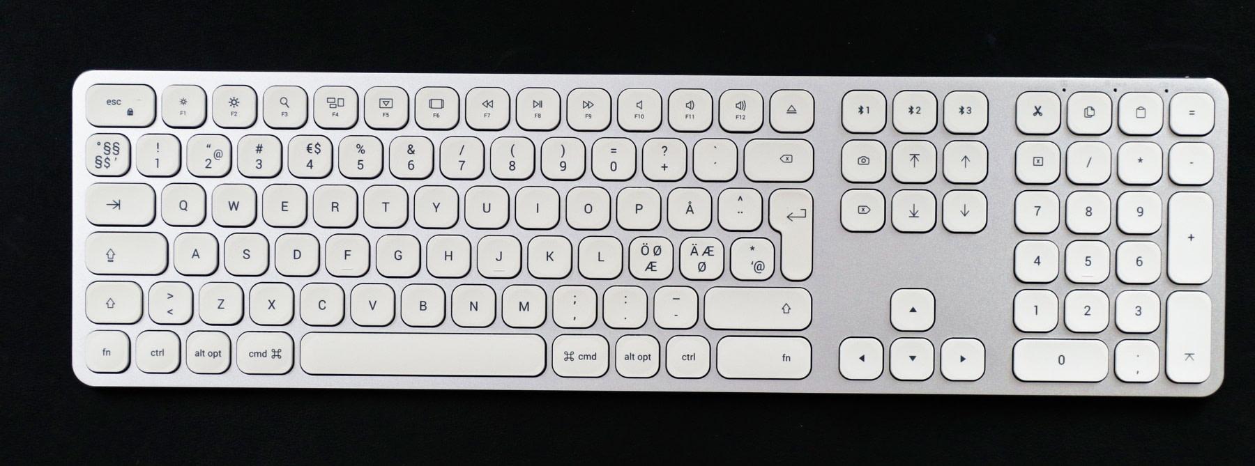 best mac keyboards: satechi