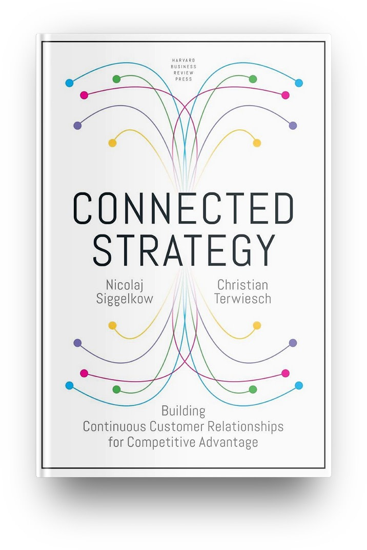 Best business books: Connected Strategy