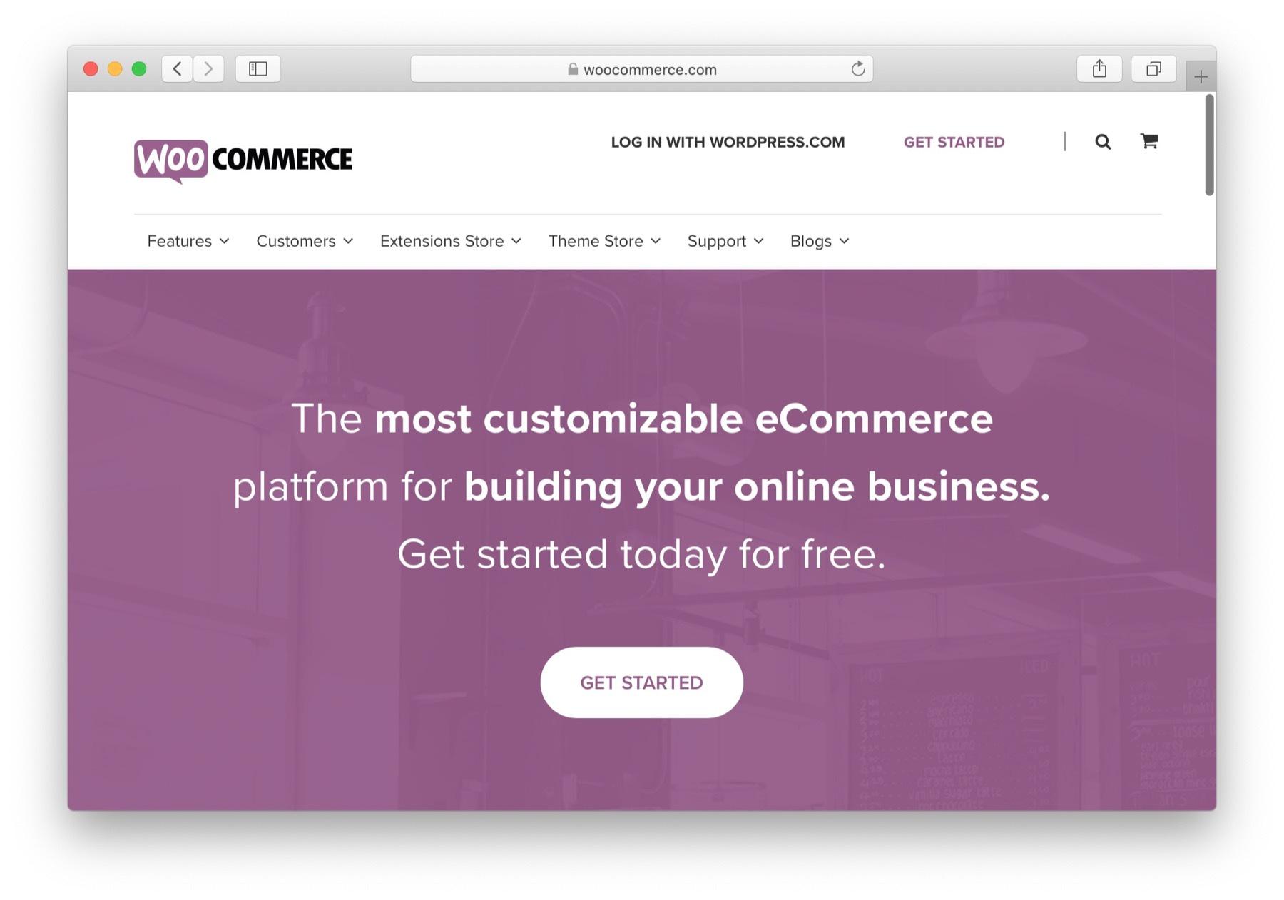 woocommerce - great platform to start eCommerce business