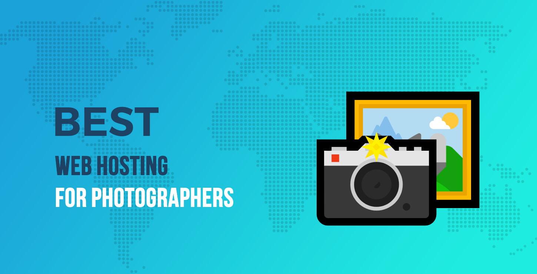 Best web hosting for photographers