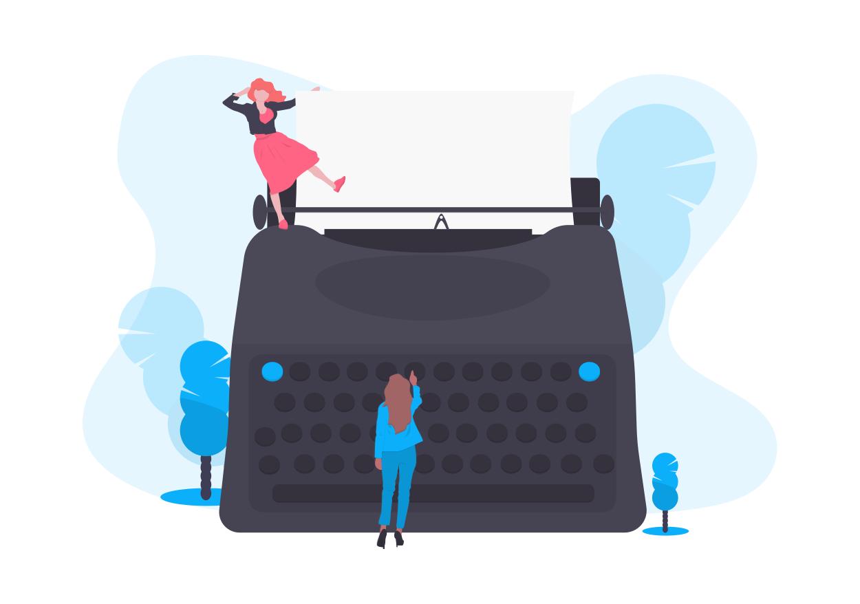 Types of freelance writing jobs