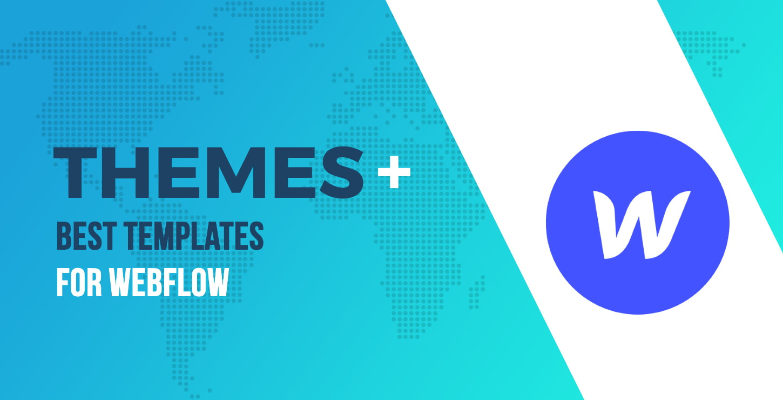 Best Webflow Templates, Themes