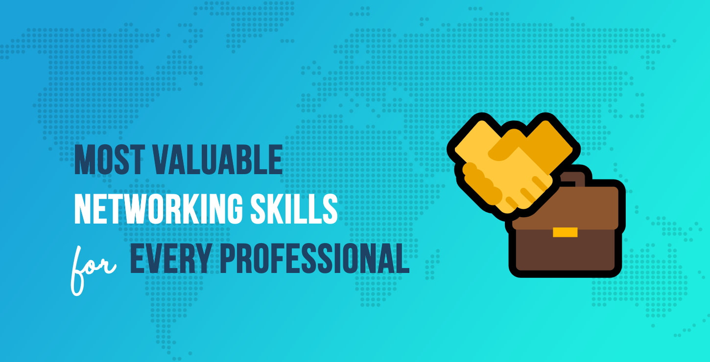 Networking skills for every professional
