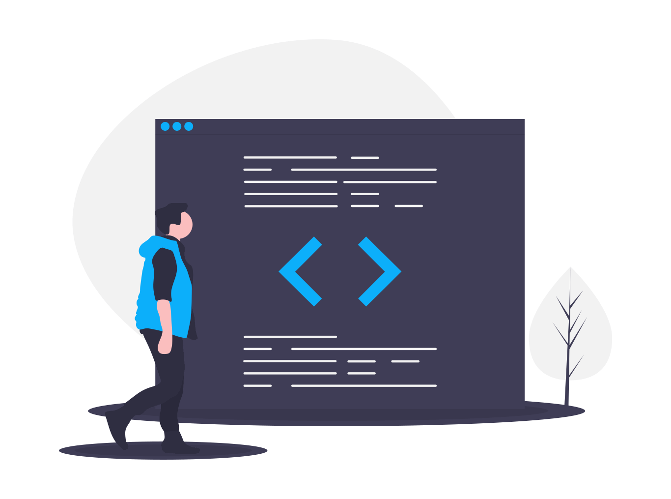 Cold email templates for a developer