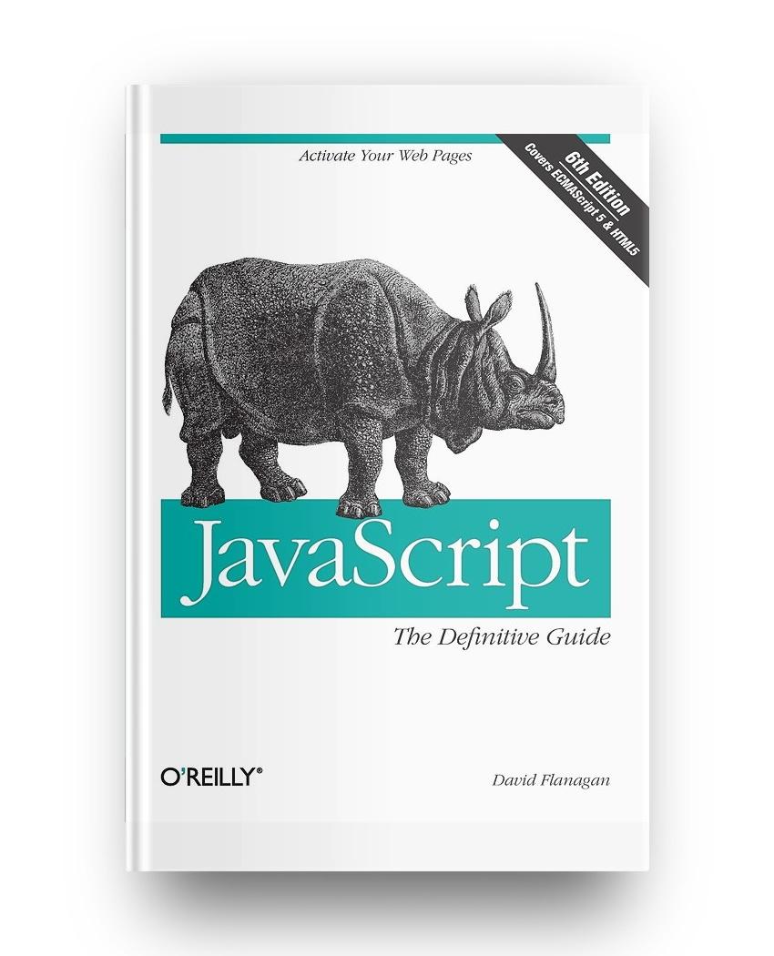 Best JavaScript books: JavaScript The Definitive Guide