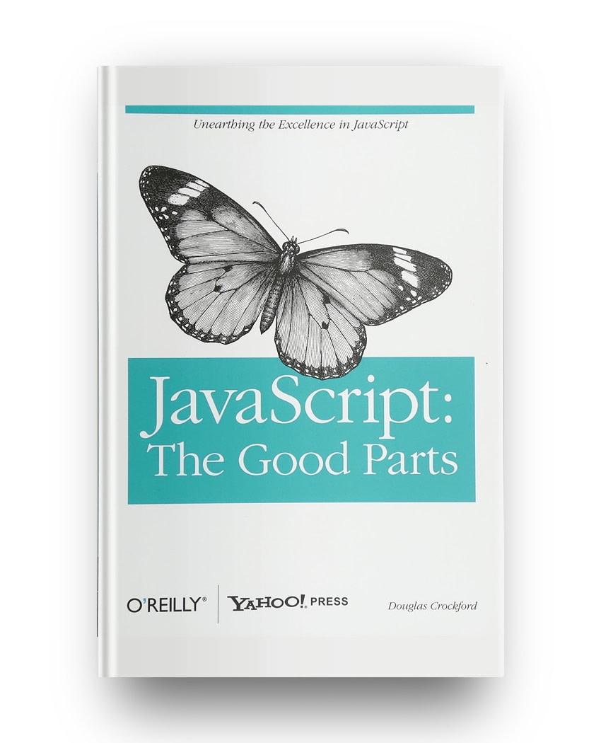Best JavaScript books: JavaScript The Good Parts
