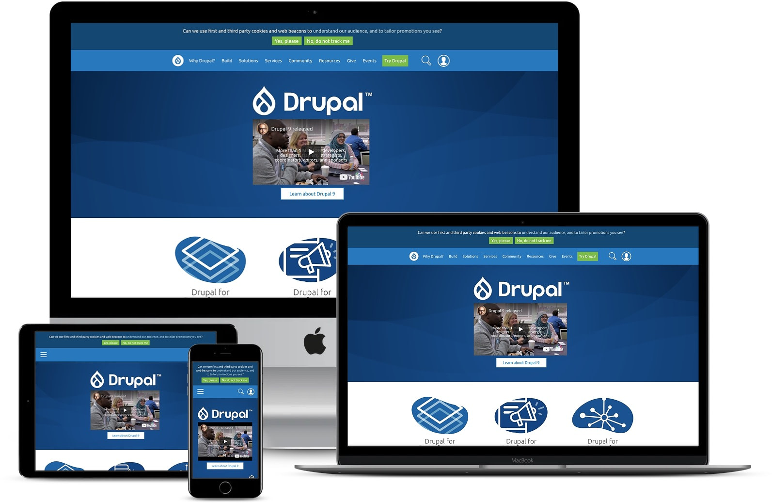 Drupal is considered to be one of the best CMS