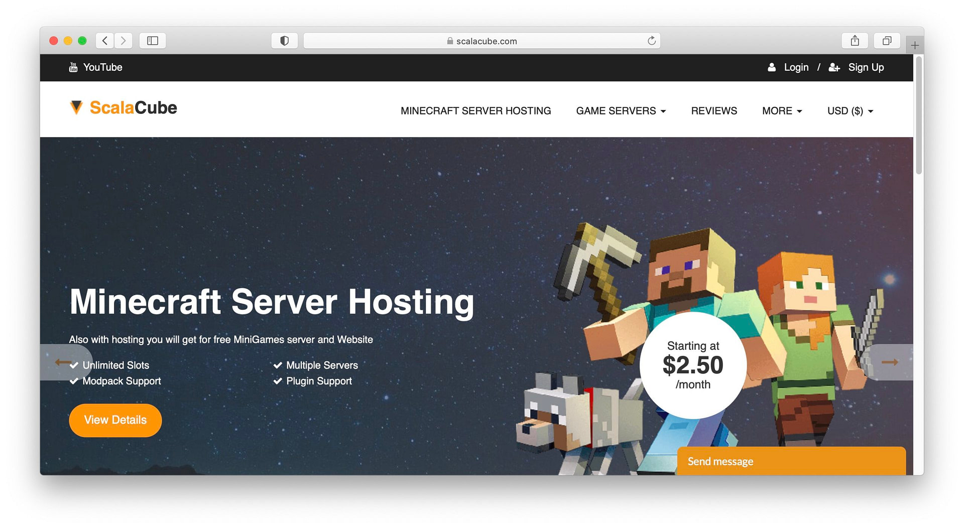112 Best Minecraft Server Hosting Options (From $12.1120 / Month)