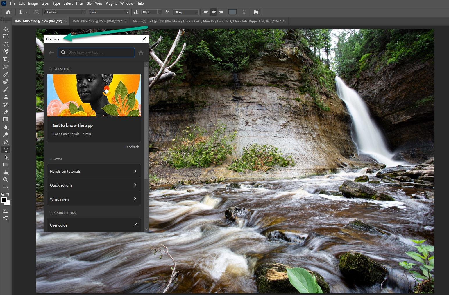 discovery - Photoshop vs Illustrator vs InDesign