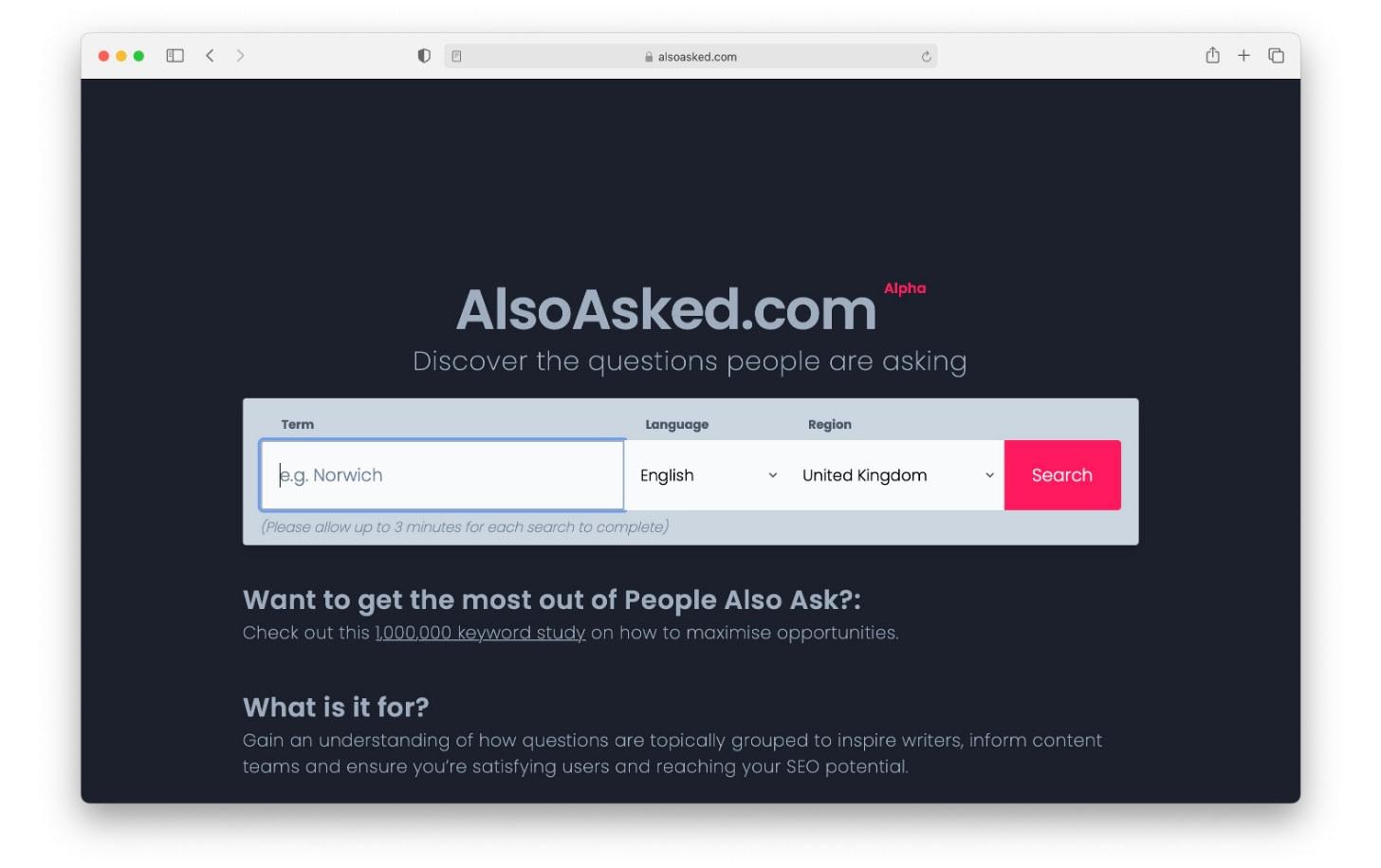 AlsoAsked.com