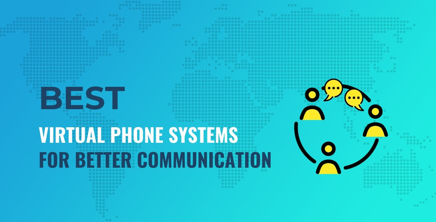 Best virtual phone systems