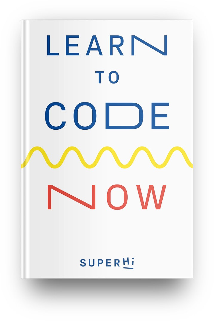 Best gifts for a designer: Learn To Code Now