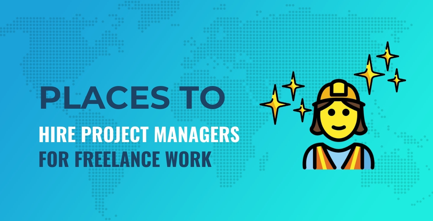 Best places to hrie project managers