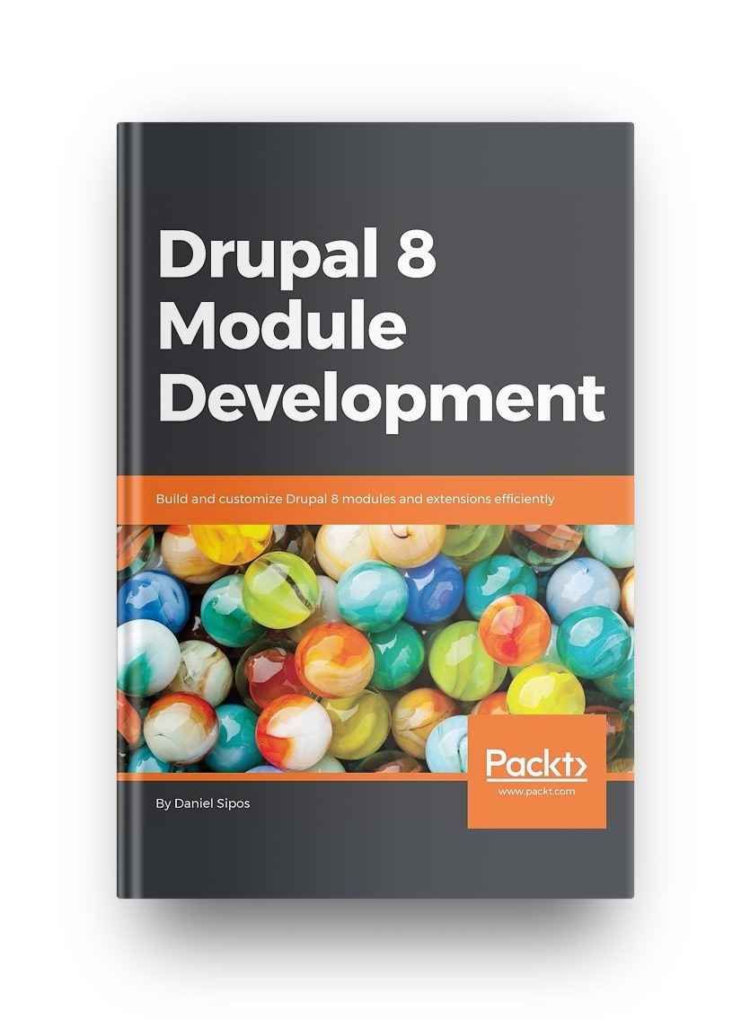 Drupal 8 Module Development is one of our picks for the best PHP books