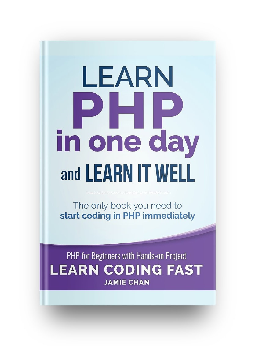 Learn PHP in one day