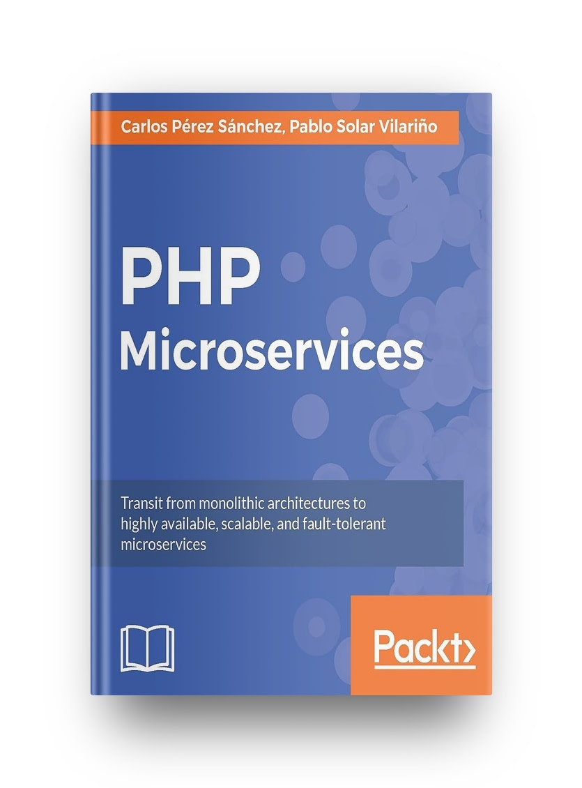PHP Microservices is one of the best PHP books for special projects