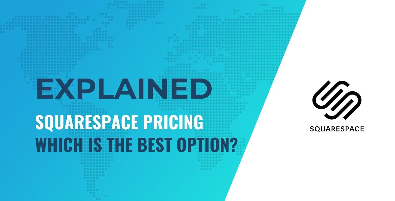 Squarespace pricing