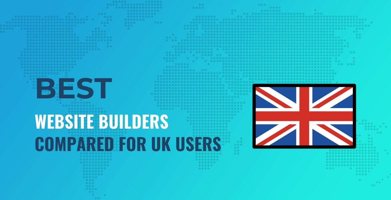 best website builders UK