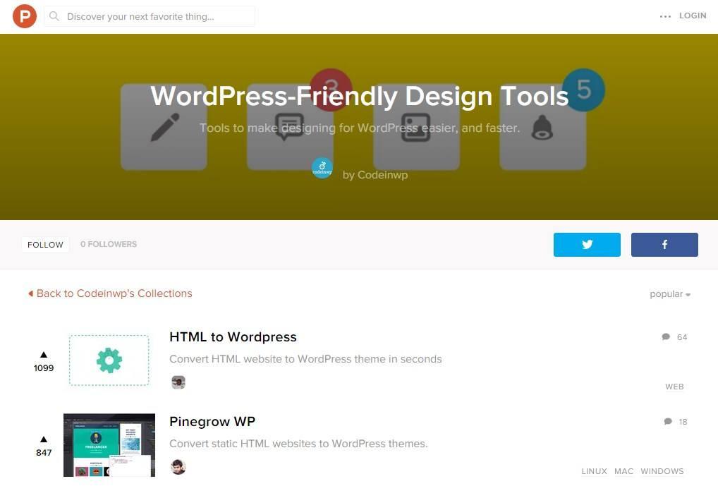 wordpress-friendly-design-tools