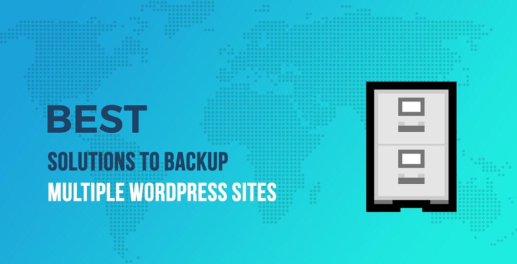 Backup Multiple WordPress Sites