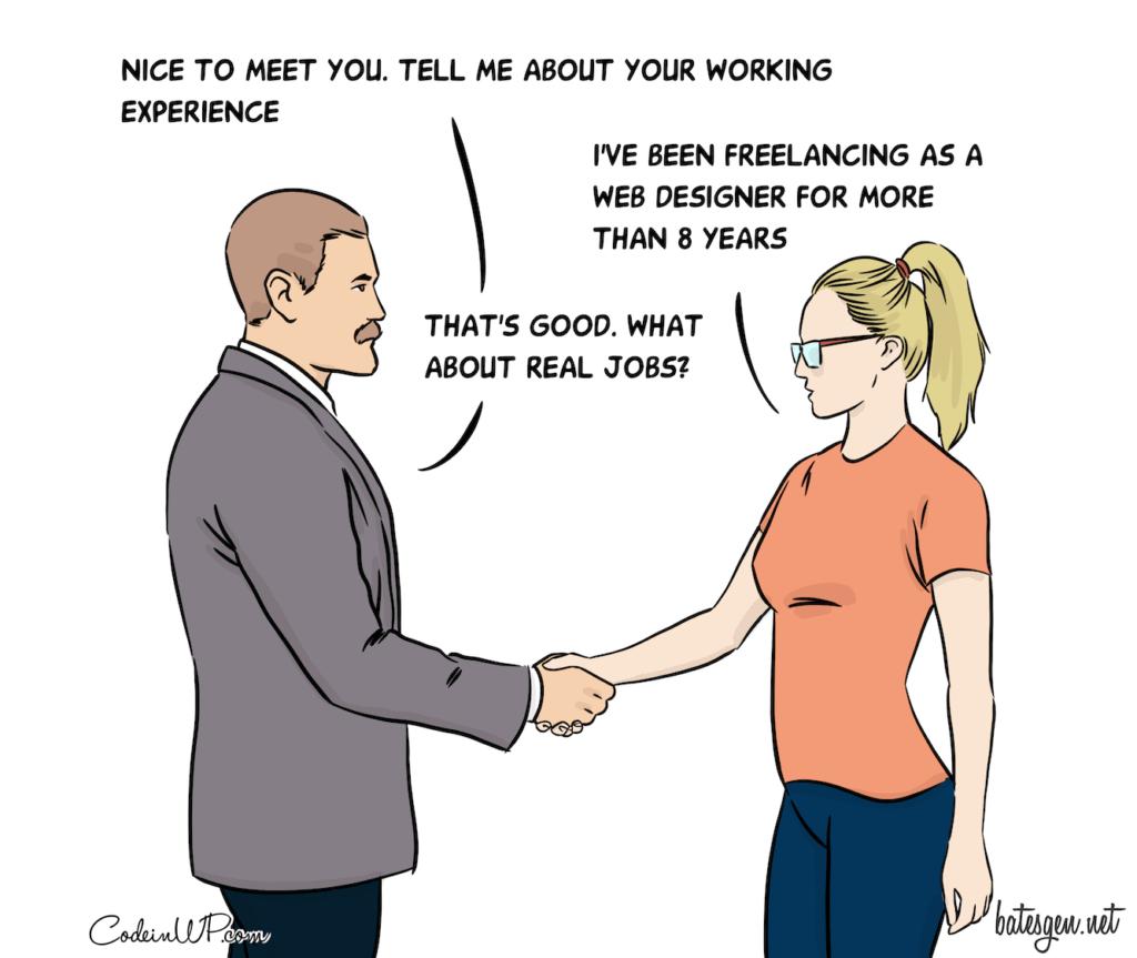 Real job - Best Tech Comics of 2020