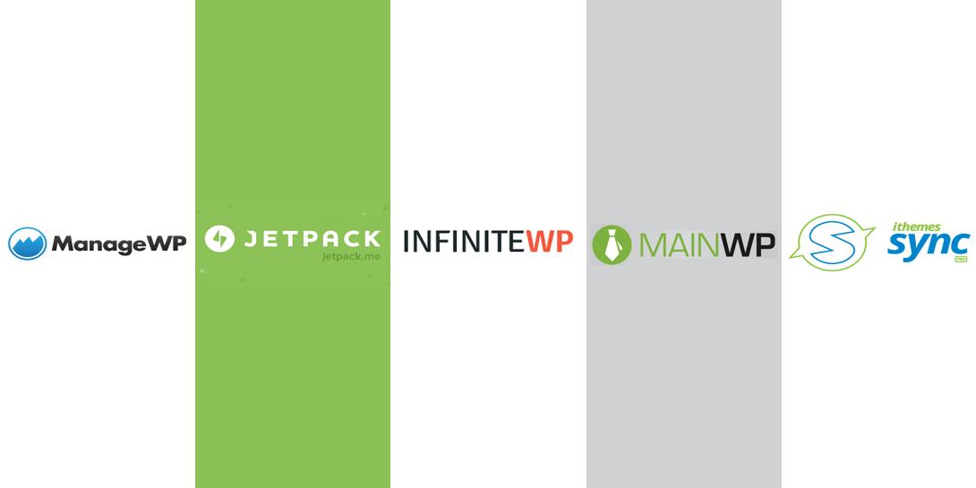 WordPress management tools: ManageWP vs Jetpack Manage vs InfiniteWP vs MainWP vs iThemes Sync