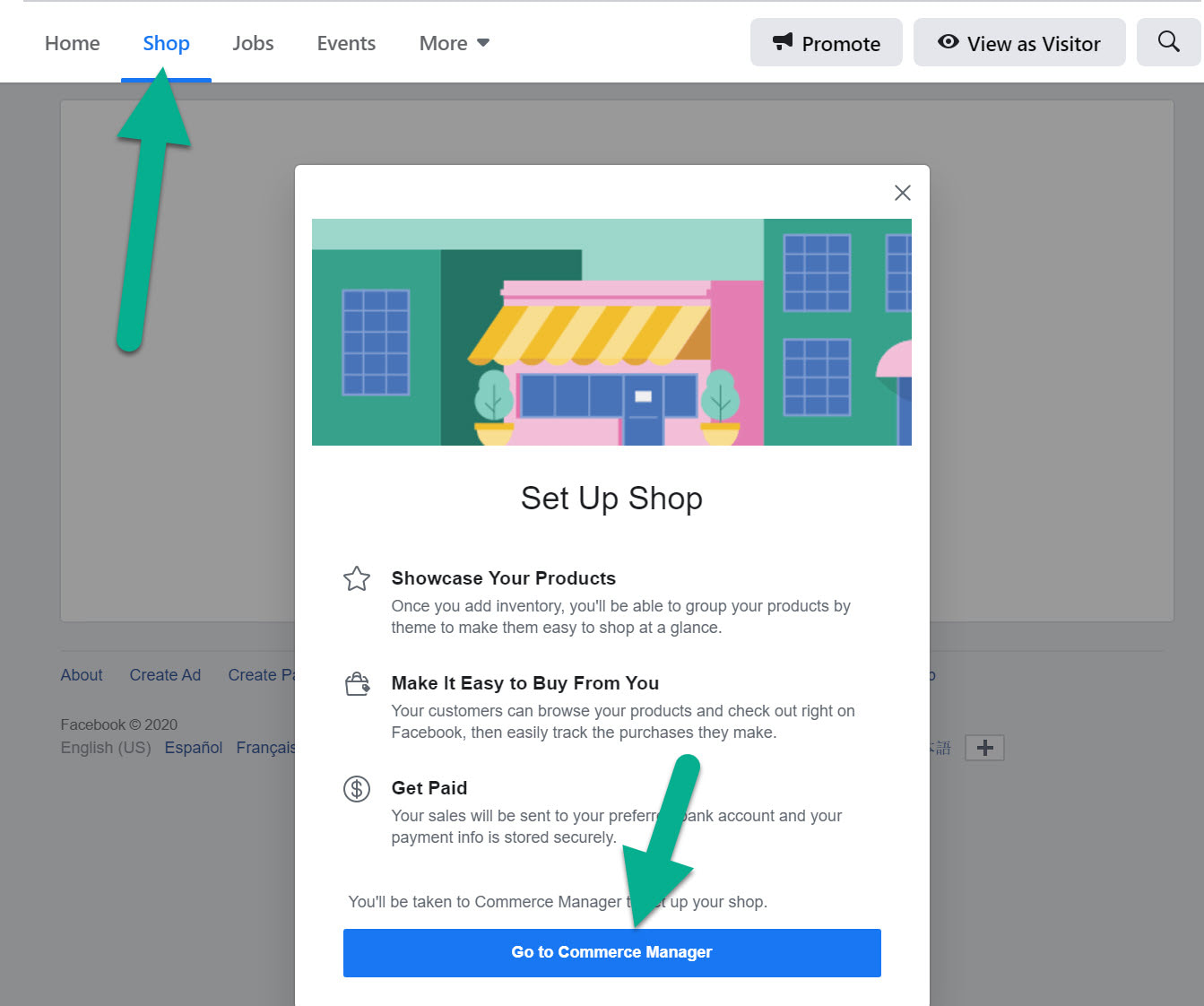 How to Sell on Facebook: Create a Facebook Shop (Step by Step ...