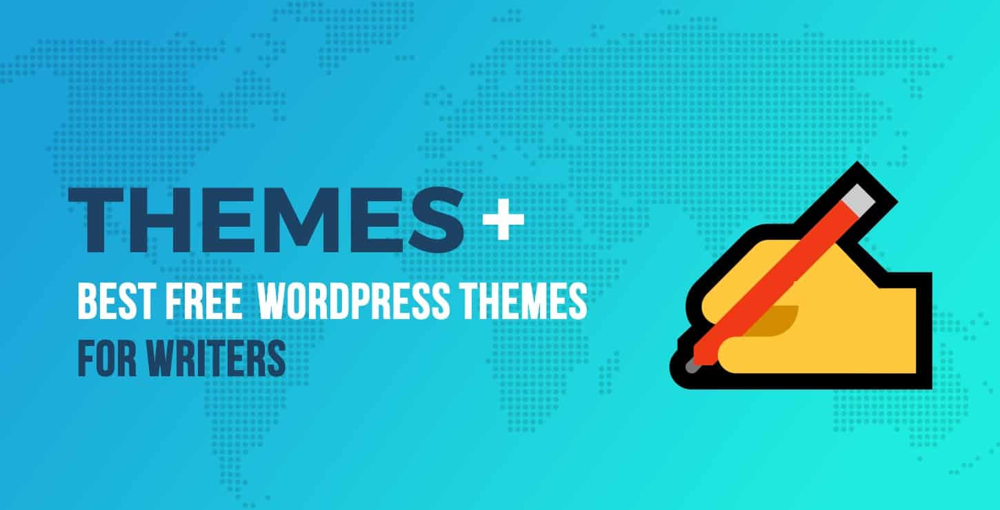 best wordpress themes for writers free