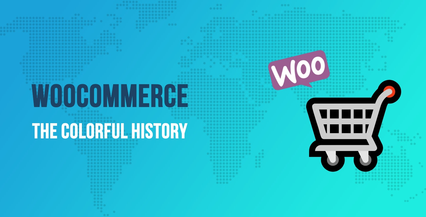 Colorful History of WooCommerce
