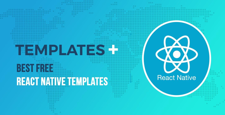 Free React Native Templates