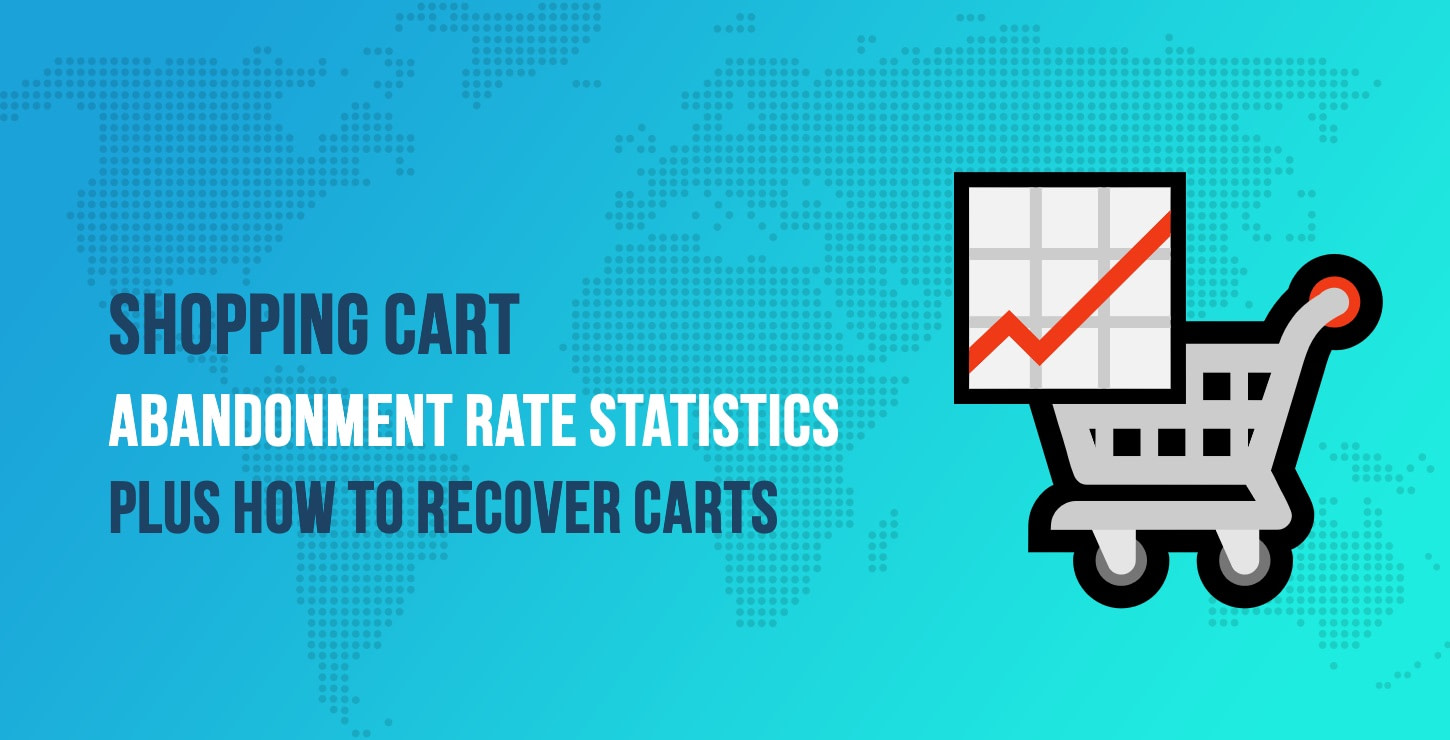 Shopping Cart Abandonment Rate Statistics