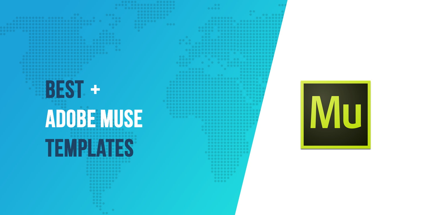 Best Adobe Muse Templates