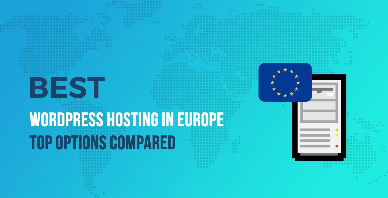 Best WordPress hosting Europe