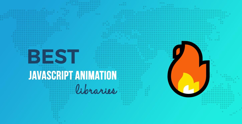 Best JavaScript Animation Libraries