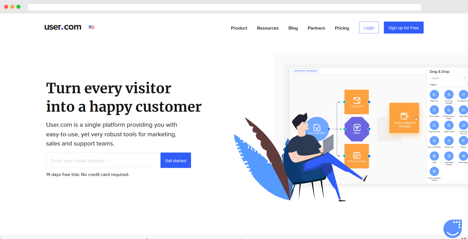 user.com