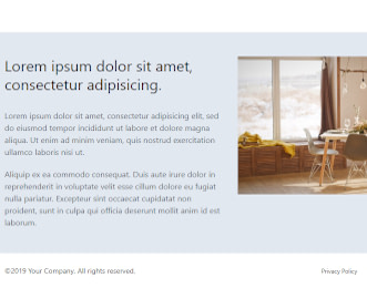 Digizu Home Page view