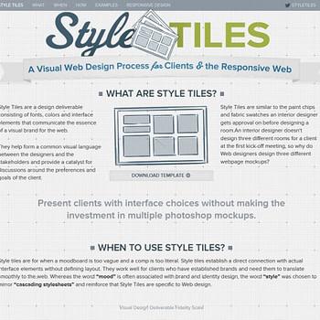 style-tiles